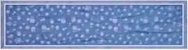 Шарф женские шелк 45х165 B01-3104-11 (Eleganzza)