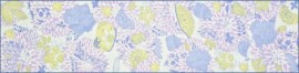 Шарф женские шелк 45х180 B01-3123-11 (Eleganzza)