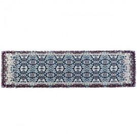 Шарф женские шелк+виск 53х175 D34-1145-07 (Eleganzza)