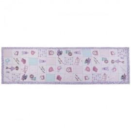 Шарф женские шелк+виск 53х175 D34-1148-05 (Eleganzza)