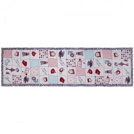 Шарф женские шелк+виск 53х175 D34-1148-07 (Eleganzza)