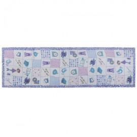 Шарф женские шелк+виск 53х175 D34-1148-10 (Eleganzza)