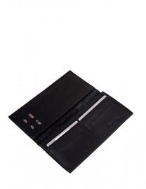Визитница Z3401-2546 black (Eleganzza)
