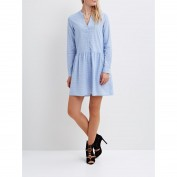 Платье-рубашка VIDOTTA L/S VOLUMEN DRESS