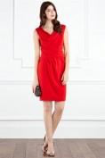 Женственное красное платье Coast