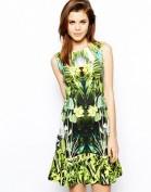 Прелестное летнее платье-сарафан Asos