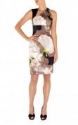 Элегантное платье с цветочным принтом Asos