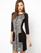 Практичное повседневное платье для офиса Asos