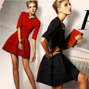 Очаровательное повседневное платье Dolce and Gabbana