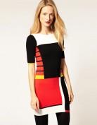 Стильное трикотажное платье на каждый день Asos
