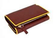 Кошелек ZF2973-2582 red/brown (Eleganzza)