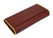 Кошелек ZF2973-2596 red/brown (Eleganzza)