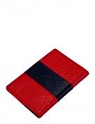 Обложка для документов Labbra L-J10258 red/navy