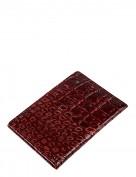 Обложка для паспорта Labbra L027-1012 wine red
