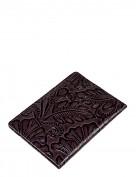 Обложка для паспорта Labbra L028-1012 brown