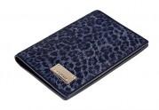 Обложка для документов Z3007-2585 d.blue (Eleganzza)