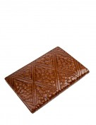 Обложка для документов Z3277-2585 brown (Eleganzza)