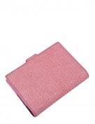 Обложка для водительских документов Z3649-778B pink (Eleganzza)