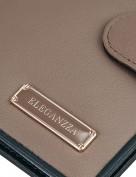 Обложка для документов Z3941-2807 taupe/d.turquoise (Eleganzza)