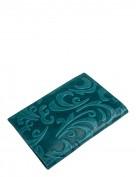 Обложка для документов Z3943-2585 d.green (Eleganzza)