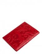 Обложка для документов Z3943-2585 red (Eleganzza)