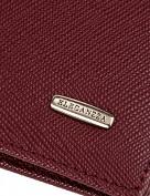 Обложка для докуменов Z3961-2585 bordo/grey (Eleganzza)