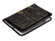 Обложка для паспорта Z42-06 black (Eleganzza)