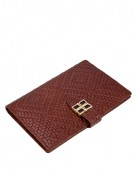 Обложка для документов ZA2968-2585 brown (Eleganzza)