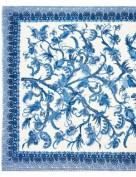 Палантин женские шерсть+шелк 115х174 Y43-7136-12 (Eleganzza)