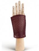 Перчатки женские без пальцев 279 merlot (Eleganzza)