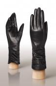 Перчатки женские (шерсть и кашемир) TOUCH IS98328 black (Eleganzza)