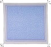 Платок женские хл+шелк 100х100 H22-1513-09 (Eleganzza)