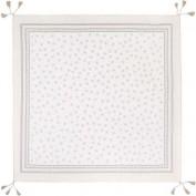 Платок женские хл+шелк 100х100 H22-1513-19 (Eleganzza)