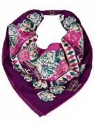 Платок женские шелк 65х65 B04-3178b-10 (Eleganzza)