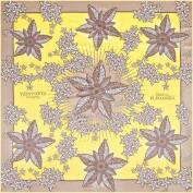 Платок женские шелк 90х90 D03-1213-17 (Eleganzza)