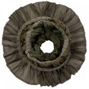 Шарф женские шерсть+шелк+лайкра 40х150 JC50-63278-15 (Eleganzza)