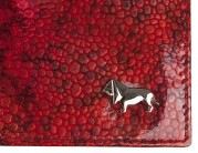 Визитница Labbra L008-603-1 red (Labbra)