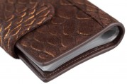 Визитница Z223-004 brown (Eleganzza)