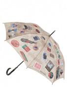 Зонт Eleganzza женский трость 06-0433 03